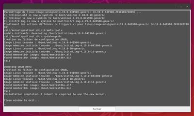 Ubuntu UKUU 18.5.1